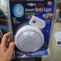 LAMPU REMOTE CONTROL / REMOTE BRITE LIGHT