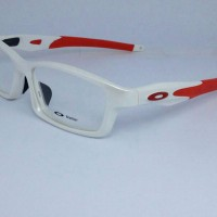 Oakley Crosslink Frame - White Red