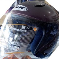 harga Helm Ink Centro Jet (polos) Tokopedia.com