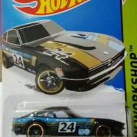 Hotwheels / Hot wheels DATSUN 240Z