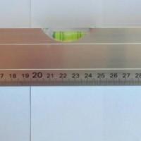 Waterpass Chrome 45 cm