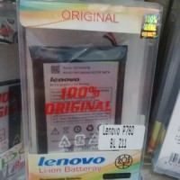 Baterai Battery Lenovo P780 Original 100% Tipe Bl211 Model Tanam Soket