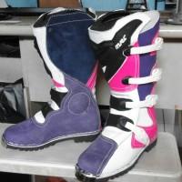 sepatu cros trail mrcmx custom warna suka suka