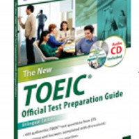 The New TOEIC Official Preparation Guide Bilingual Edition (Original)