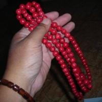 harga tasbih budha red coral 108 beads 10mm Tokopedia.com