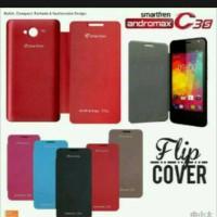 Flip Cover Smartfren Andromax C3s