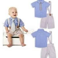 Setelan Overall/terusan baju kodok