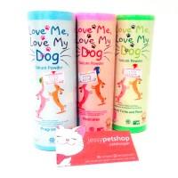 Love My Dog Talcum Powder - Bedak Anjing Kutu Jamur Pengharum