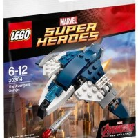 Lego - Super Heroes 30304 - The Avengers Quinjet (Polybag)