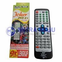 Joker DVD Remote Multi Universal