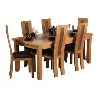 Set meja makan minimalist_BLR
