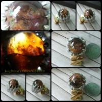 Jual Batu Pancawarna Garut Motif Hutan Terbakar (est. Edong/ Caringin) Murah