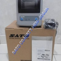 barcode printer sato cg408tt