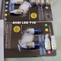 LED T10 KUALITAS OEM