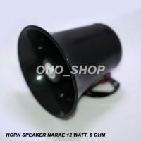 Horn Speaker Narae 12 Watt, 8 Ohm