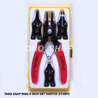 Tang Snap Ring Set 5 Inch Santus ST-05PC