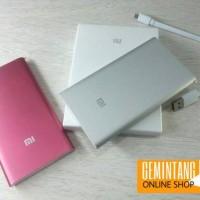 harga Xiaomi Original 5000mah Slim Power Bank Tokopedia.com