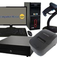 Paket Komputer Kasir / Mesin Kasir Ekonomis Untuk Toko