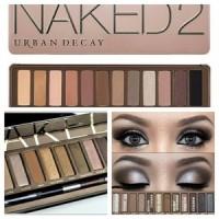Urban Decay Naked 2 Eye Shadow palette/Pallete/Palet