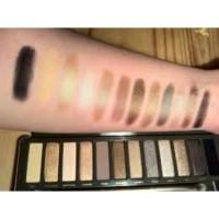 Terbukti Naked 2 Eye Shadow palette/Pallete/Palet