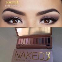 Wholesale Eye Shadow Naked 3 Palette Pallete Palet
