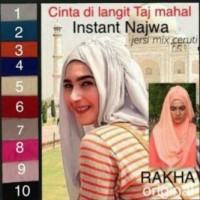 Instant Nazwa / Najwa / Nabyla / Cinta Di Langit T