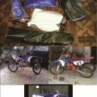 body trail cros gado2 yz250 import yz85 lokal plus