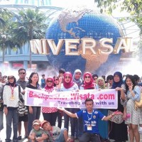 Tour singapore murah 3hari 2malam backpacker