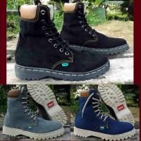 harga Sepatu Kickers Boot Boots Women Wanita Touring Motor Tokopedia.com