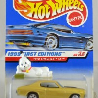 Hot Wheels 70 Chevelle SS