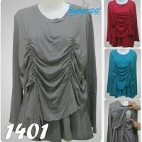 Baju Hamil Menyusui 1401 Pakaian 2in 1 Modis Hanaroo Cantik Trendy