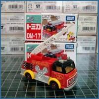Jual Tomica Disney DM-17 Fire Truck Mickey Mouse Murah