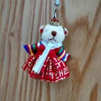 harga Teddy Bear in Hanbok korean phone strap Tokopedia.com