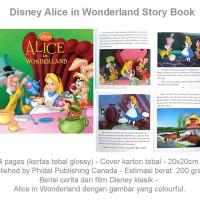 Disney Alice in Wonderland Story Book (US-FUN-STR-ALIC)