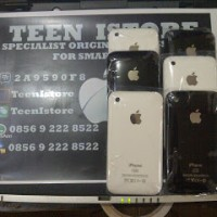 Backdoor / Tutup Battery / Rangka Iphone 3G / 3GS 8GB 16GB 32GB