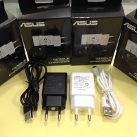 Charger ASUS Zenfone 4 5 6 Black White Original 99,9%