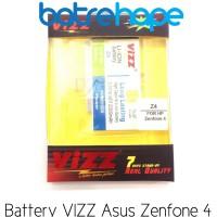 Baterai Battery Double Dobel Power Asus Zenfone 4 Vizz (2300Mah)