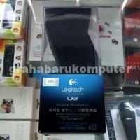 Logitech UE Mobile Boombox Hitam Portabel Wireless Bluetooth Speaker