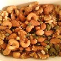 Jual Super Nuts  Walnut Almond Cashew Pumkin Seeds Murah