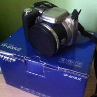 Kamera Olympus SP-600UZ SP600UZ SP 600 UZ Second Mulus