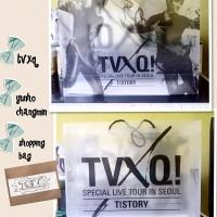 Shopping Bag Jumbo TVXQ /DBSK ' TISTORY' Tour