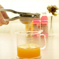 Alat Peras Jeruk Stainless Lemon Juice Jus Minuman Buah Infused Water