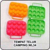 TEMPAT TELOR ISI 12PCS. OUTDOOR