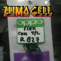 Flexible Flex Connector Charger Oppo Find 5 Mini R827 R-827 Original