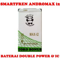 Baterai Smartfren Andromax i2 Double Power Rakki Panda