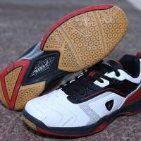 Sepatu Badminton KETA 113 White Black