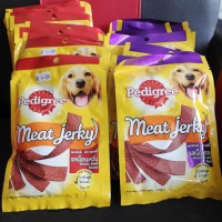 meat jerky pedigree snack / cemilan / makanan anjing