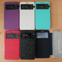 Flipcase Case Lenovo P780 ( Case Cover Chasing Flip Case Lenovo P780 )