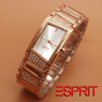 Jam Tangan Analog Esprit - 20459 (Rode Gold)