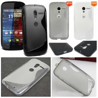 Motorola Moto X - Stylish Stpu Soft Case